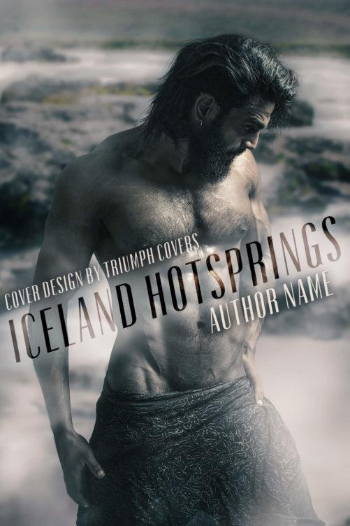 naked man in hotsprings