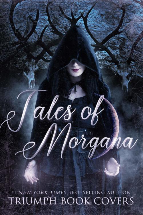 Morgan Le Fay witch