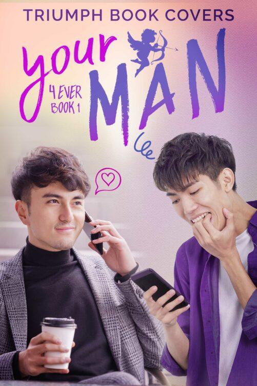 LGBT cute asian male romance